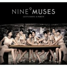 NINE MUSES - Let's Have A Party