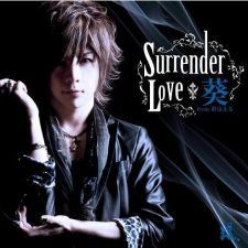 Aoi - SURRENDER LOVE [A] - CD+DVD [EDITION LIMITEE]