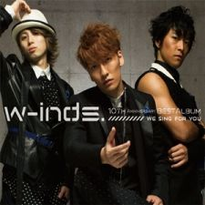 W-inds. - 10th Anniversary Best Album-We sing for you - 2CD