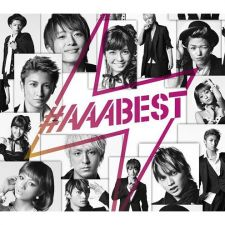 AAA - #AAA BEST - CD+DVD [EDITION LIMITEE]