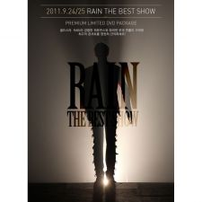 Rain - The Best Show Premium Package [EDITION LIMITEE]