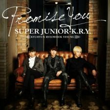SUPER JUNIOR K.R.Y - Promise You [EDITION LIMITEE]