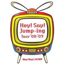 Hey! Say! JUMP - hey-say-jump-ing-tour-08-09