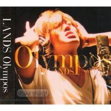 LANDS - Olympos - album REPACKAGE EDITION