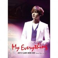 Lee Min Ho - MY EVERYTHING 2013 Global tour in Seoul