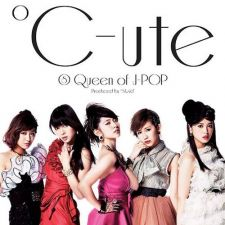 °C-ute  - Queen of J-POP [A] - CD+DVD EDITION LIMITEE
