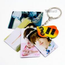Porte-clés Multi-photos - Sung Jong [344B]