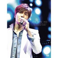 Lee Min Ho - Encore Concert 2014 My Everything In Japan - 2DVD+PHOTOBOOK