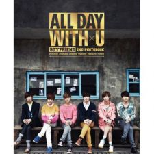 BOYFRIEND - All Day With U - 2nd Photobook