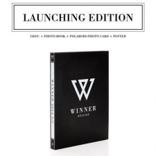 WINNER - DEBUT ALBUM - 2014 S/S [LAUNCHING EDITION]
