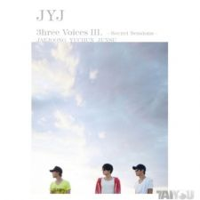 JYJ - JYJ 3HREE VOICES Ⅲ. - SECRET SESSIONS (2DVD)