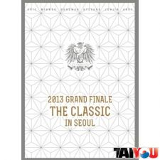 SHINHWA - 2013 Grand Finale The Classic in Seoul