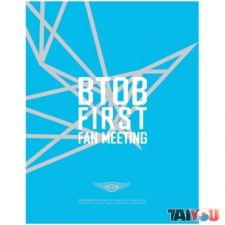 BtoB - BtoB FIRST FAN MEETING DVD