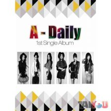 A-DAILY - 1st Single Album