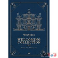 WINNER - WINNER's Welcoming Collection DVD