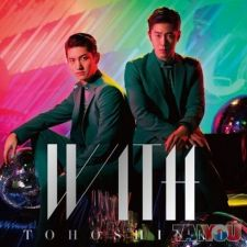 TVXQ! - WITH - CD+DVD [B]