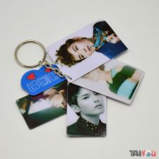 Porte-clés Multi-photos - Ryeowook (SUPER JUNIOR) [332B]