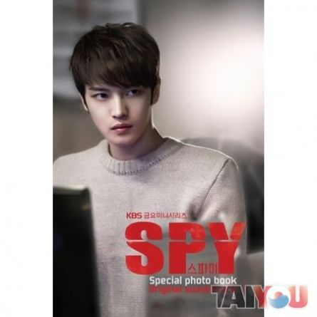 SPY Part.2  CD+DVD+BOOK [EDITION LIMITEE]