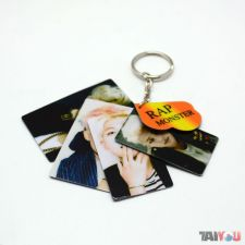Porte-clés Multi-photos - RM (BTS) [393B]