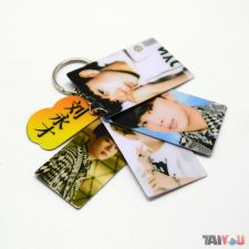 Porte-clés Multi-photos - Youngjae (B.A.P) [389A]