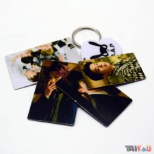 Porte-clés Multi-photos - B.A.P [388B]