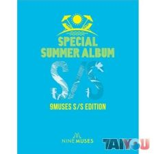 NINE MUSES - 9Muses S/S Edition - Special Summer Album