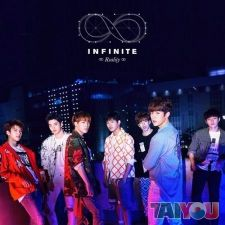 INFINITE - Reality - Mini Album Vol. 5 [EDITION NORMALE]
