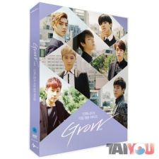 INFINITE - GROW: INFINITE's Real Youth Life [2DVDs + Photobook]