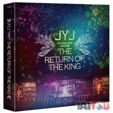 JYJ - 2014 Asia Tour Concert 'The Return of The King' [LIMITEE]