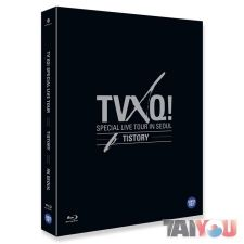 "TVXQ! - Special Live Tour ""T1ST0RY"" in Seoul [Bluray + Photobook]"