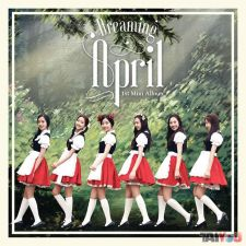 APRIL - Dreaming - 1st Mini Album