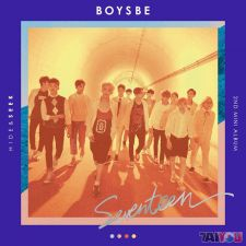 SEVENTEEN - BOYS BE [SEEK] - 2ND MINI ALBUM