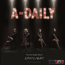 A-DAILY - SPOTLIGHT - 2ND SINGLE ALBUM