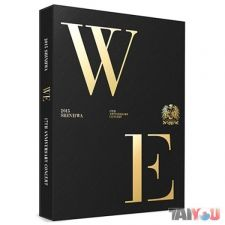 SHINHWA - 2015 SHINHWA 17th Anniversary Concert - WE -