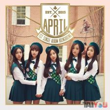 APRIL - Boing Boing - Single Album Vol.1