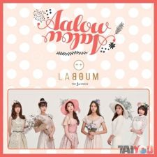 LABOUM - AALOW AALOW - 3rd Single