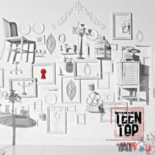 TEEN TOP - Red Point [CHIC ver.] - 7th Mini Album