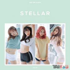 STELLAR - Sting - 2nd Mini Album