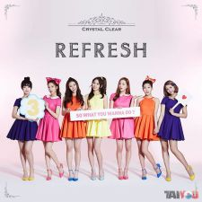 CLC - Refresh - 3rd Mini Album