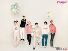 Poster officiel - B.A.P - Carnival