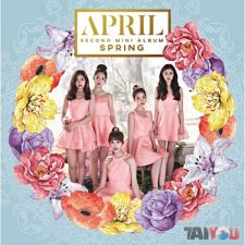 APRIL - SPRING - 2nd Mini Album