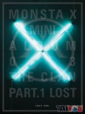 MONSTA X - The Clan 2.5 Part.1 Lost [LOST Version] - Mini Album Vol. 3
