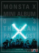 MONSTA X - The Clan 2.5 Part.1 Lost [FOUND Version] - Mini Album Vol. 3