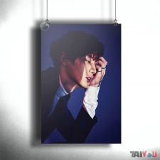 Poster deluxe - Chanyeol (EXO) [XL-02]
