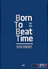 BtoB - 2015-16 BtoB BORN TO BEAT TIME CONCERT DVD (3 DISC)