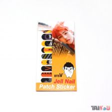 Stickers pour ongles - Taehyung 'V' (BTS) [05]