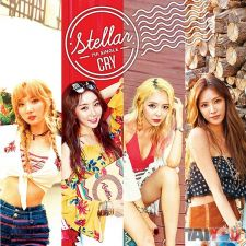 STELLAR - CRY - Single Album