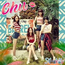 A-DAILY - Chu - 1st Mini Album