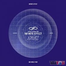 INFINITE - INFINITE EFFECT ADVANCE LIVE (2DVD + 2CD)