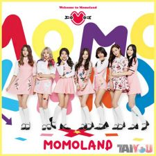 MOMOLAND - Welcome to Momoland - 1st Mini Album